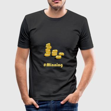 Minne Minner - Slim Fit T-shirt herr