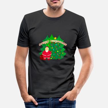 God Jul God jul - god jul - Herre Slim Fit T-Shirt