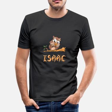 Isak Owl Isaac - Slim Fit T-skjorte for menn