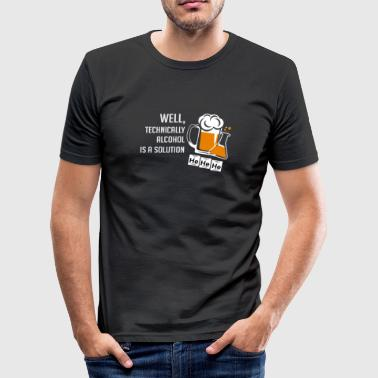 de oplossing - slim fit T-shirt