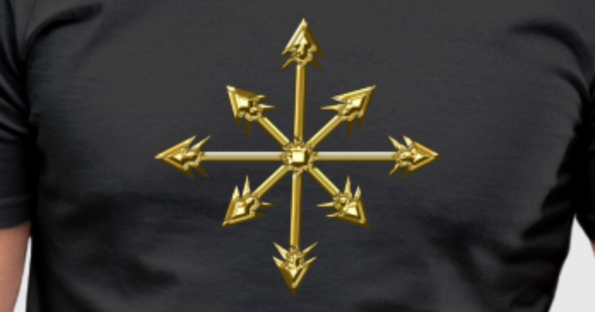 Chaos Star Symbol Of Chaos Digital Everything Has Meaning And