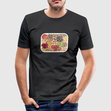 All Kinds Of Potatoes - Men's Slim Fit T-Shirt