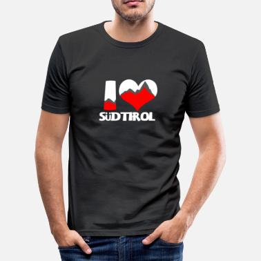 Südtirol Südtirol South Tirol - Men's Slim Fit T-Shirt
