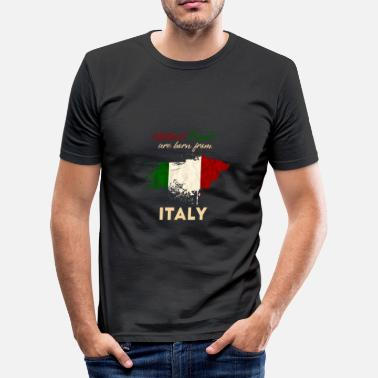 Petersdom Italien - Männer Slim Fit T-Shirt