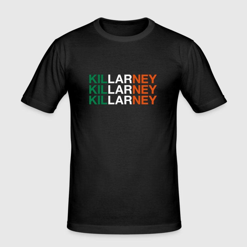 KILLARNEY - Men's Slim Fit T-Shirt
