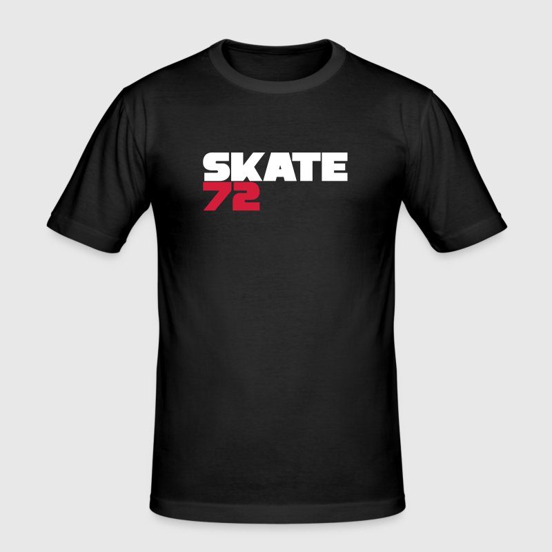 Skate 72 - Men's Slim Fit T-Shirt