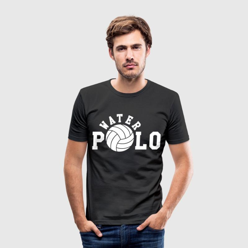 Water Polo - Men's Slim Fit T-Shirt