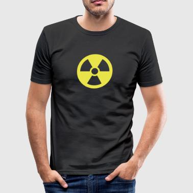 Nuclear Bomb Nuclear - Men's Slim Fit T-Shirt