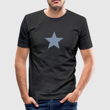 Star, Hero, Superhero, Champion, Winner, Best, 5 - Men's Slim Fit T-Shirt
