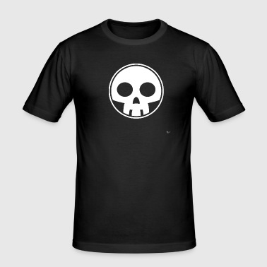 Dinky Skull Round - T-shirt près du corps Homme