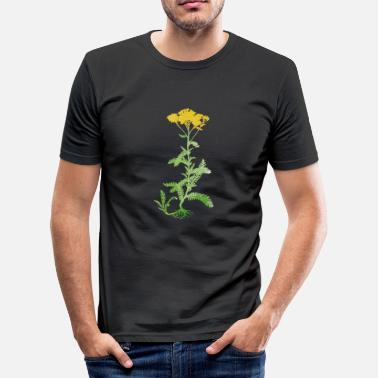 Herb Flower flower herbs herbs - Men's Slim Fit T-Shirt
