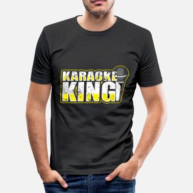 Karaoke Karaoke - slim fit T-shirt