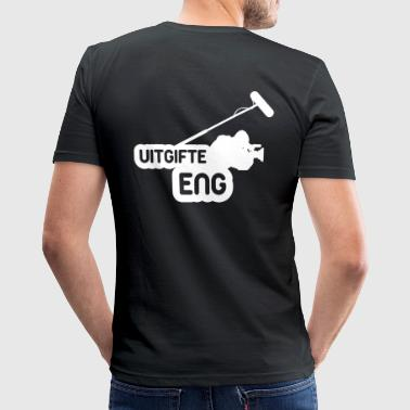 uitgifte ENG - slim fit T-shirt