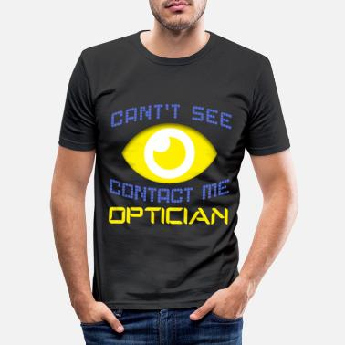 Ophthalmologist ophthalmologist - Men's Slim Fit T-Shirt