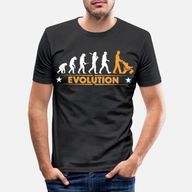 Evolution Walking Dad - Evolution - Slim fit T-shirt mænd