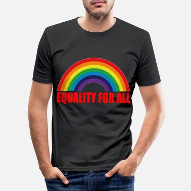 Gay Rights Gay Pride Gift - Men's Slim Fit T-Shirt