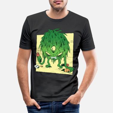 Virus Virus - Männer Slim Fit T-Shirt