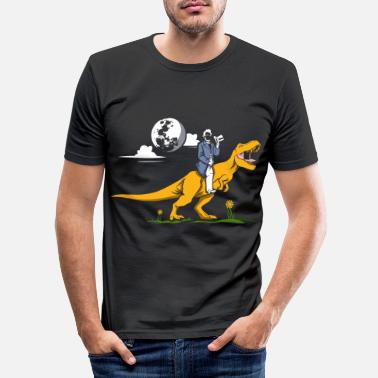 Lincoln Abe Lincoln - Mannen slim fit T-shirt