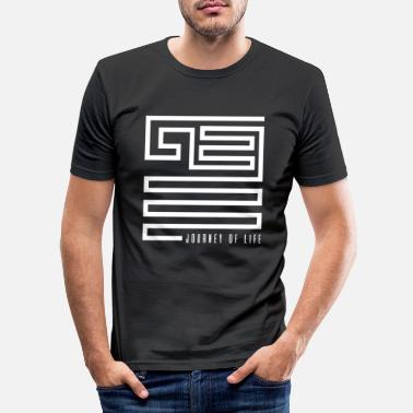 Labyrinth labyrinth - Men's Slim Fit T-Shirt