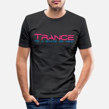 State Trance State of Mind - Men's Slim Fit T-Shirt