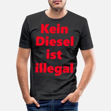 Diesel diesel - Men's Slim Fit T-Shirt