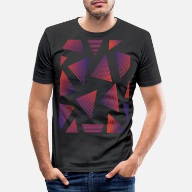Modern modern - Men's Slim Fit T-Shirt