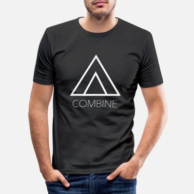 Combine Combine knows - Men's Slim Fit T-Shirt