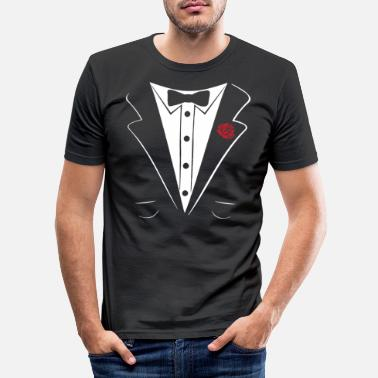 Monsieur Madame monsieur - T-shirt moulant Homme