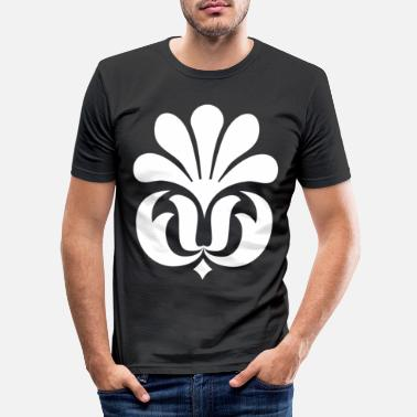 Ornement ornement - T-shirt moulant Homme