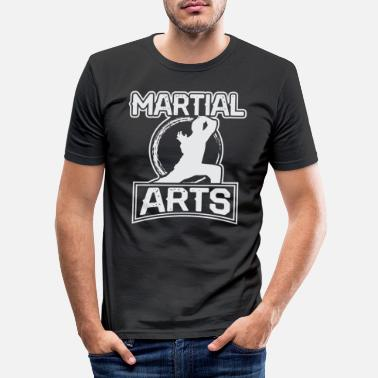 Martial Arts Martial arts martial arts - Men's Slim Fit T-Shirt