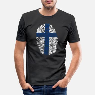 Scandinavie Scandinavie - T-shirt moulant Homme