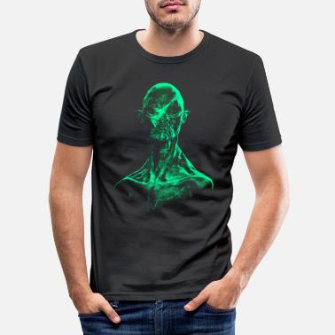 OVNI extraterrestre extraterrestre - T-shirt moulant Homme