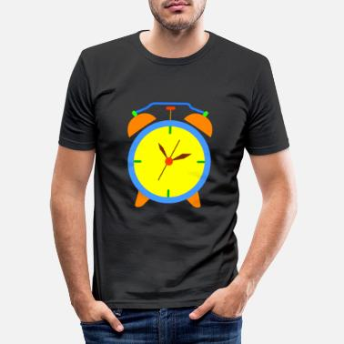 Alarm Clock alarm clock - Men's Slim Fit T-Shirt