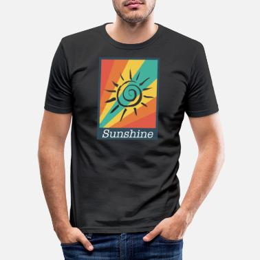 Picture Sunshine Picture - T-shirt slim fit herr