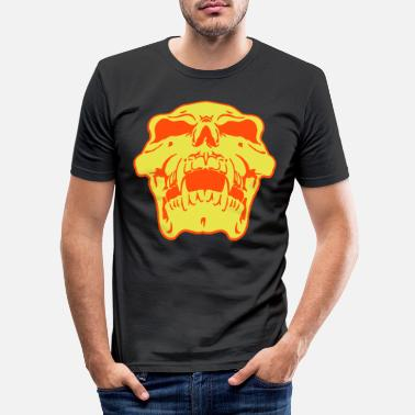 SCREAM3 - T-shirt moulant Homme