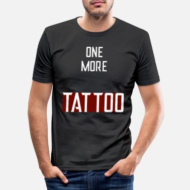 Tatoo TATTOO - T-shirt moulant Homme