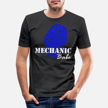 Mechanik Mechaniker - Männer Slim Fit T-Shirt