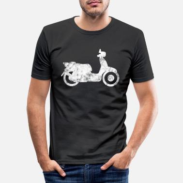 Scooter scooter - Men's Slim Fit T-Shirt