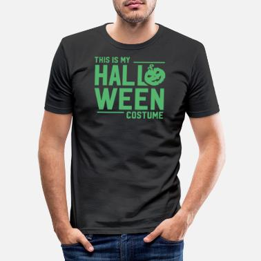 Dress Up Dress up Halloween - Men's Slim Fit T-Shirt