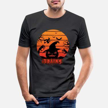 Halloween Halloween Horror - Männer Slim Fit T-Shirt
