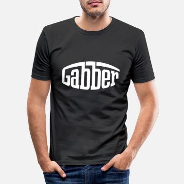 Jumpstyle Gabber Jumpstyle Speedcore - T-shirt slim fit herr
