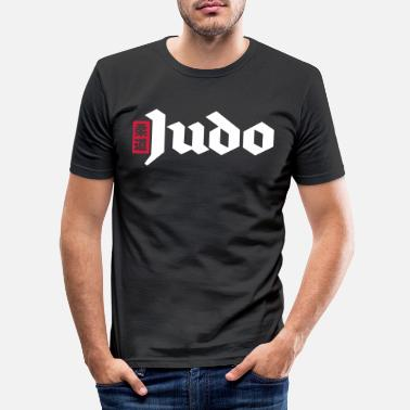 Judo Judo - Männer Slim Fit T-Shirt
