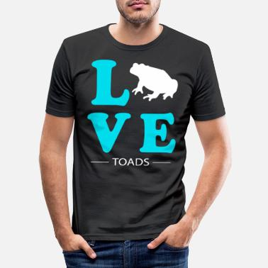 Crapaud crapaud - T-shirt moulant Homme