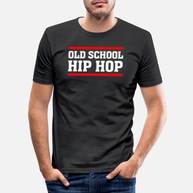 Hiphop Old School Old School Hiphop - T-shirt moulant Homme