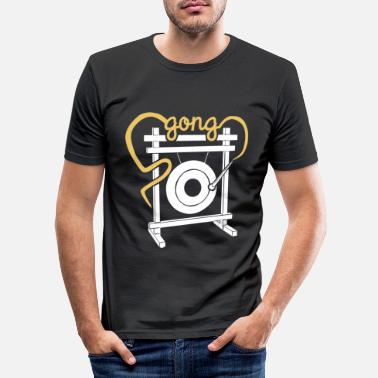 Gong gong - Men's Slim Fit T-Shirt