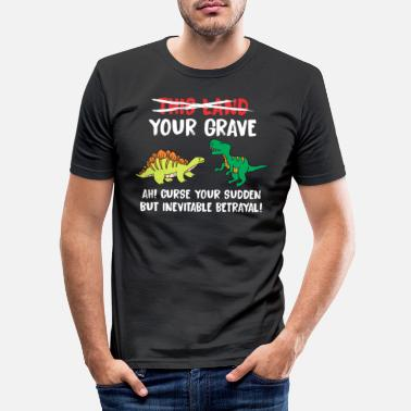 Firefly Firefly Enthusiast Your Grave Inevitable Betrayal - Men's Slim Fit T-Shirt
