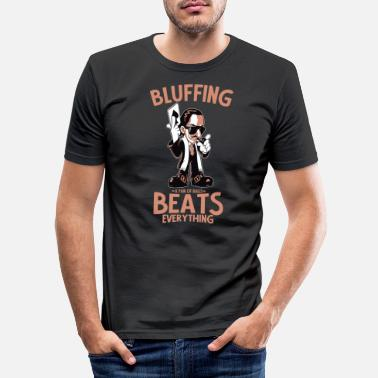 Bluff bluff - T-shirt moulant Homme