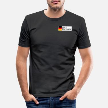 Germany Made in Germany - Men's Slim Fit T-Shirt