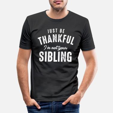 Siblings siblings - Men's Slim Fit T-Shirt