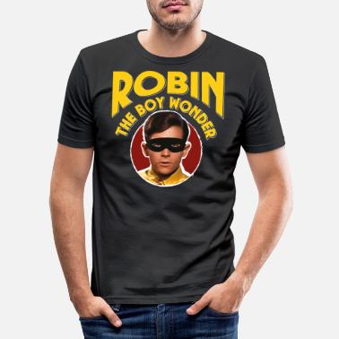Robin DC Comics Batman Robin The Boy Wonder Actor - Mannen slim fit T-shirt